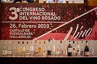 Tercer Congreso Internacional Vino Rosado. Parte 2