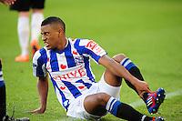 VOETBAL: HEERENVEEN: Abe Lenstra Stadion, SC Heerenveen - Vitesse, 21-01-2012, Luciano Narsingh (#24), Eindstand 1-1, ©foto Martin de Jong