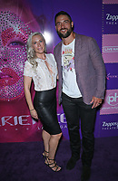 31 May 2019 - Las Vegas, NV - Melissa Engelland, Deryk Engelland. Red Carpet for the Grand Opening of Christina Aguilera: The Xperience at Planet Hollywood Resort & Casino . <br /> CAP/ADM/MJT<br /> © MJT/ADM/Capital Pictures