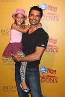 Gilles Marini at the opening night of Ringling Bros. &amp; Barnum &amp; Bailey's 'Dragons' held at Staples Center on July 12, 2012 in Los Angeles, California. &copy;&nbsp;mpi27/MediaPunch Inc /*NORTEPHOTO*<br />