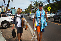 HONOLULU/Oahu/Hawaii.(Dec. 1, 2011) Tanner Gudauskas (USA) and Dane Gudauskas (USA).  -- The $250,000 Vans World Cup of Surfing continued today  in shifting NW 12- to 15 -foot surf at Sunset Beach on Oahu's North Shore. Waves were in the solid size range for most of the day with strong side shore Trade winds. The Vans World Cup is the second leg of the 29th annual Vans Triple Crown of Surfing, presented by Rockstar Energy Drink. Standout surfers included Jordy Smith (ZAF), Michel Bourez (PYF), Taj Burrow (AUS) and Ian Walsh (HAW). Photo: joliphotos.com