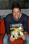 "Days of our Lives James Scott at a book signing for ""Days Of Our Lives: A celebration in Photos - 45 years"" on February 25, 2011 at the NBC Experience Store, Rockefeller Center, New York City, New York. (Photo by Sue Coflin/Max Photos)"