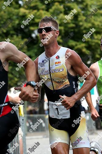 2009-08-09 / Duathlon / Powerman Geel 2009 / Joerie Vansteelant..Foto: Maarten Straetemans (SMB)