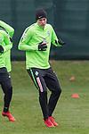 12.01.2018, Trainingsgelaende, Bremen, GER, 1.FBL, Training SV Werder Bremen<br /> <br /> im Bild<br /> Aron J&oacute;hannsson / Johannsson (Werder Bremen #9), <br /> <br /> Foto &copy; nordphoto / Ewert