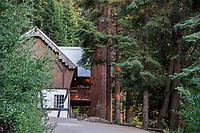 Chalet Simone in Sequoia Crest, CA.
