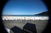 63rd Donostia Zinemaldia (San Sebastian International Film Festival) in San Sebastian, Spain. September 21, 2015. (ALTERPHOTOS/Victor Blanco) /NortePhoto.com