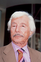 Oleg Cassini 1987 by Jonathan Green