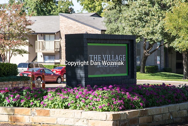 Amber Vinson - second person to contract Ebola in the U.S. -  lived at The Bend East in the Village apartment complex