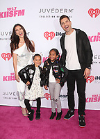 CARSON, CA - June 1: Roselyn Sanchez, Eric Winter, at 2019 iHeartRadio Wango Tango Presented By The JUVÉDERM® Collection Of Dermal Fillers at Dignity Health Sports Park in Carson, California on June 1, 2019.   <br /> CAP/MPI/SAD<br /> ©SAD/MPI/Capital Pictures