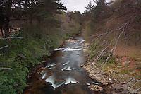 The Water of Tanar, Glen Tanar, Aboyne, Aberdeenshire