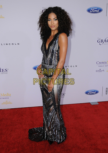 24 May 2016 - Beverly Hills, California - Lex Scott Davis. Arrivals for the 41st Annual Gracies Awards held at Beverly Wilshire Hotel. <br /> CAP/ADM/BT<br /> &copy;BT/ADM/Capital Pictures
