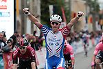 Arnaud Demare (FRA) Groupama-FDJ wins Stage 2 of the Route d'Occitanie 2019, running 187.7km from Labruguière to Martres-Tolosane, France. 21st June 2019<br /> Picture: Colin Flockton | Cyclefile<br /> All photos usage must carry mandatory copyright credit (© Cyclefile | Colin Flockton)