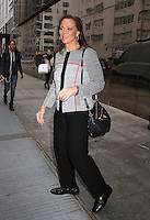 NEW YORK, NY - OCTOBER 25:  Lonnie Ali, wife the late legendary boxer Muhammad Ali, spotted leaving 'Good Day New York' where she talked about her book, 'Muhammad Ali --- Unfiltered published by retired major league baseball player Derek Jeter's Simon & Schuster book imprint Jeter Publishing  in New York, New York on October 25, 2016.  Photo Credit: Rainmaker Photo/MediaPunch
