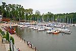 2009-08-11. Port jachtowy w Ruciane Nida