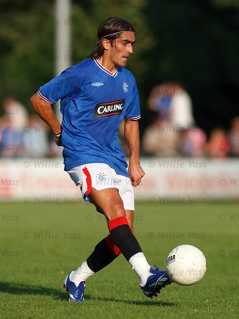 Pedro Mendes, Rangers