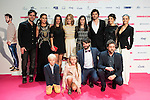 "The cast attends to the premiere of the film ""Embarazados"" at Capitol Cinemas in Madrid, January 27, 2016.<br /> (ALTERPHOTOS/BorjaB.Hojas)"