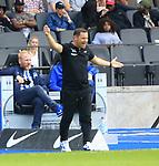 10.09.2017, OLympiastadion, Berlin, GER, 1.FBL, Hertha BSC VS. SV Werder Bremen, im Bild <br /> Cheftrainer (Head Coach) Pal Dardai (Hertha BSC Berlin)<br /> <br /> <br />       <br /> Foto &copy; nordphoto / Engler