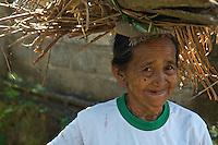 Old Women Ubud Bali