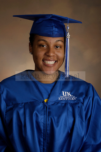 Murray, Kristina photographed during the Feb/Mar, 2013, Grad Salute in Lexington, Ky.