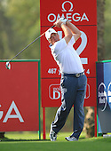 Barry Lane (ENG) during the second round of the 2013 Omega Dubai Desert Classic being played over the Majlis Golf Course, Emirates Golf Course from 31st January to 3rd February 2013: Picture Stuart Adams www.golftourimages.com/www.golffile.ie: 1st February 2013