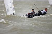 470 men, Day 4, May 27th, Delta Lloyd Regatta in Medemblik, The Netherlands (26/30 May 2011).