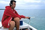 Jean de Marignac & Hydrophone Tracking Lemon Sharks
