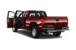 Car images of 2018 Chevrolet Silverado-1500 LT-Double-Cab-Std-Box 4 Door Pick-up Doors