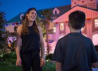 Orlando, FL - February 23, 2018: The USWNT visits Give Kids The World.