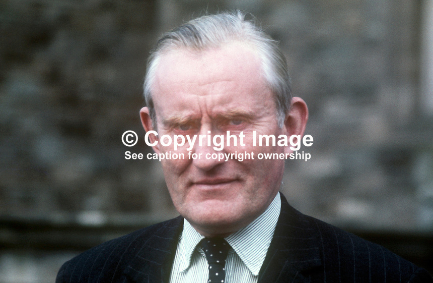 Major James Chichester-Clark, MP, Ulster Unionist, Prime Minister, N Ireland, UK, September, 1970, 197009000325a<br /> <br /> Copyright Image from Victor Patterson,<br /> 54 Dorchester Park, Belfast, UK, BT9 6RJ<br /> <br /> t1: +44 28 90661296<br /> t2: +44 28 90022446<br /> m: +44 7802 353836<br /> <br /> e1: victorpatterson@me.com<br /> e2: victorpatterson@gmail.com<br /> <br /> For my Terms and Conditions of Use go to<br /> www.victorpatterson.com