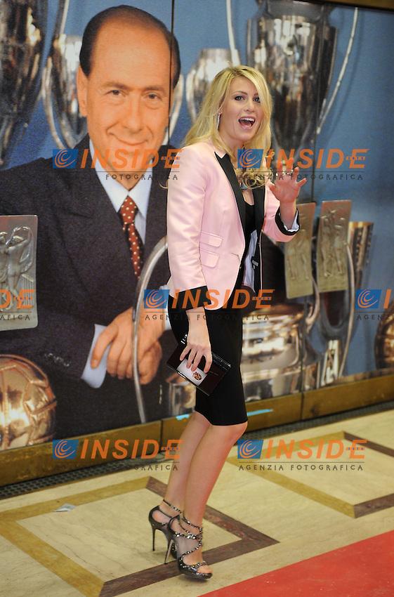 Milano, 13/03/2011 Teatro Manzoni<br /> 25&deg; anniversario di presidenza Berlusconi al Milan<br /> Campionato Italiano Serie A 2010/2011<br /> Foto Nicolo' Zangirolami Insidefoto