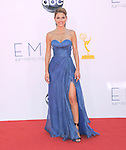Maria Menounos at The 64th Anual Primetime Emmy Awards held at Nokia Theatre L.A. Live in Los Angeles, California on September  23,2012                                                                   Copyright 2012 Hollywood Press Agency