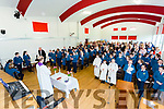 Scoil Eoin Balloonagh held a mass for parents and grandparents on Thursday