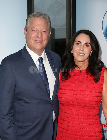 "HOLLYWOOD, CA - JULY 25: Al Gore, Guest, At Screening Of Paramount Pictures' ""An Inconvenient Sequel: Truth To Power"" At ArcLight Hollywood In California on July 25, 2017. Credit: FS/MediaPunch"