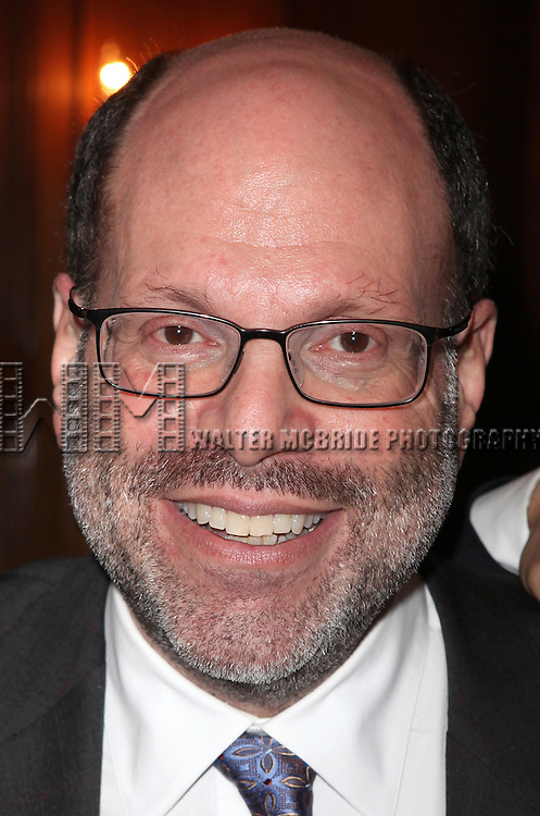 Scott Rudin.attending the Broadway Opening Night After Party for 'The Book Of Morman' at Gotham Hall in New York City.