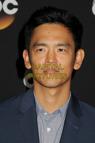15 July 2014 - Beverly Hills, California - John Cho. Disney/ABC Television Group Summer Press Tour 2014 held at the Beverly Hilton Hotel. <br /> CAP/ADM/BP<br /> &copy;Byron Purvis/AdMedia/Capital Pictures