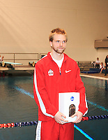 Men's 2008 NCAA Swimming Prelims 03-29-08