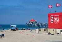 Vans US Open of Surfing Huntington Beach