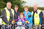Ken, Margaret, Michelle, Breda and Pat Finn at the Honda 50 rally in aid of St John of Gods in Castleisland on Sunday morning