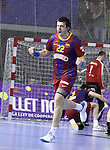Velux EHF Champions League EL FC Barcelona Borges viatjara amb una diferencia de 2 gols al guanyar a casa al THW Kiel 27-25 el partit d'anada dels quarts de final