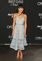 www.acepixs.com<br /> <br /> March 1 2017, LA<br /> <br /> Cynthy Wu arriving at the premiere of 'Before I Fall' at the Directors Guild Of America on March 1, 2017 in Los Angeles, California<br /> <br /> By Line: Peter West/ACE Pictures<br /> <br /> <br /> ACE Pictures Inc<br /> Tel: 6467670430<br /> Email: info@acepixs.com<br /> www.acepixs.com