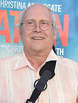 Chevy Chase attends The Warner Bros. Pictures' L.A. Premiere of Vacation held at The Regency Village Theatre  in Westwood, California on July 27,2015                                                                               © 2015 Hollywood Press Agency