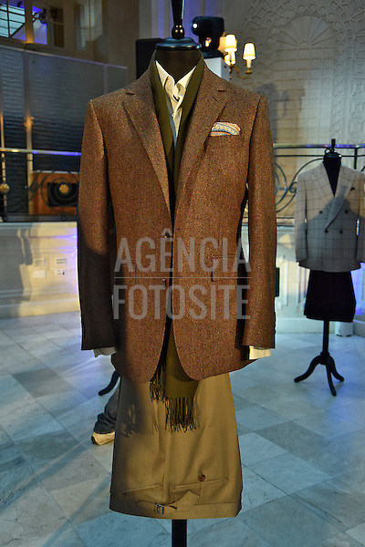 Chester Barrie<br /> <br /> Londres Masculino - Inverno 2016<br /> <br /> <br /> foto: FOTOSITE