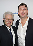 Jerry Zaks and Warren Caryle attends the 83rd Annual Drama League Awards Ceremony  at Marriott Marquis Times Square on May 19, 2017 in New York City.