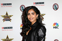 LOS ANGELES - FEB 29:  Parveen Kaur at the Beverly Hills Dog Show Presented by Purina at the LA County Fairplex on February 29, 2020 in Pomona, CA