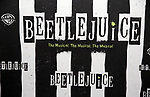 attends Broadway's 'Beetlejuice' - First Look Photo Call at Subculture  on February 28, 2019 in New York City.