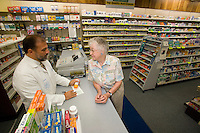 Pharmacist, Main Street, Moorestown, New Jersey