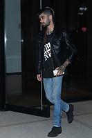 MAY 03 Zayn Malik Seen In New York City