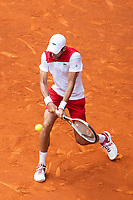Serbian Novak Djokovic during Mutua Madrid Open 2018 at Caja Magica in Madrid, Spain. May 09, 2018. (ALTERPHOTOS/Borja B.Hojas) /NortePhoto NORTEPHOTOMEXICO