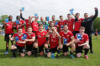 Great Bradfords Reserves vs Finchingfield Rovers, Braintree & North Essex Sunday League Cup Final Football at Braintree Town FC on 5th May 2019