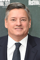 Netflix boss Ted Sarandos at the London Film Festival 2017 screening of &quot;The Meyerowitz Stories&quot; at the Embankment Gardens Cinema, London, UK. <br /> 07 October  2017<br /> Picture: Steve Vas/Featureflash/SilverHub 0208 004 5359 sales@silverhubmedia.com